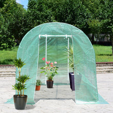Load image into Gallery viewer, Walk in Greenhouse 11.5'X 6.5'X6.5'  Steel Frame Backyard Grow Tents 6 Windows
