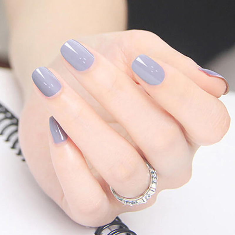 Uv Gel Lacquer Nail Polish Gel Cute Simple Nail Art Design For