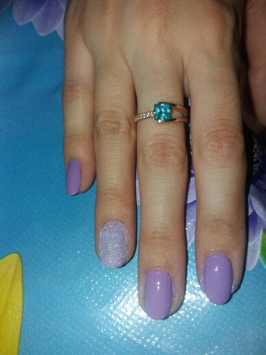6 Colors Pastel Nail Glitter Simple Classy Bright Short Long Nail Gel Ideas For Summer Spring Fall Winter