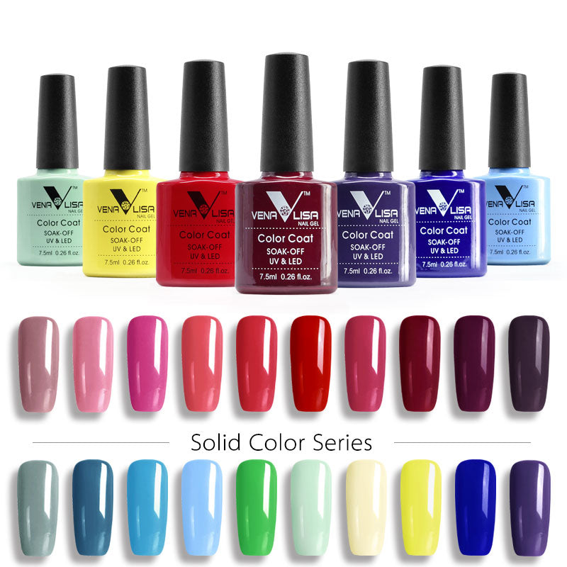 Nail Polish Varnish Gel 75ml 60 Color Nail Art Design Private Label