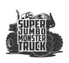 Super Jumbo Monster Truck