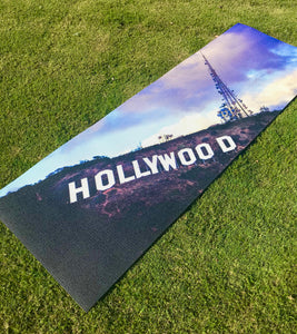 Hollywood Yoga Mat