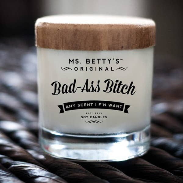 Bad-Ass Bitch - Any Scent I F'n Want