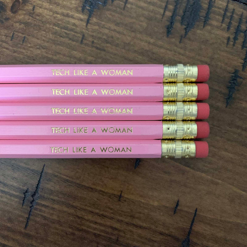 stageninjas - Feminist Pencil Set