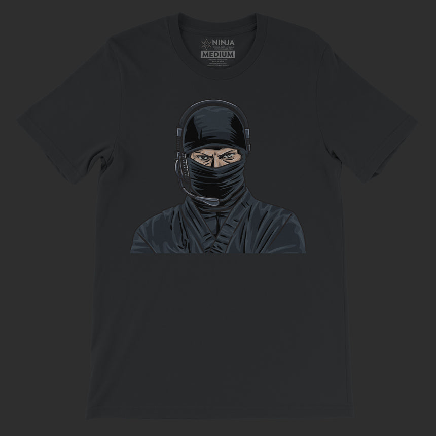 stageninjas - Headset Ninja Tee