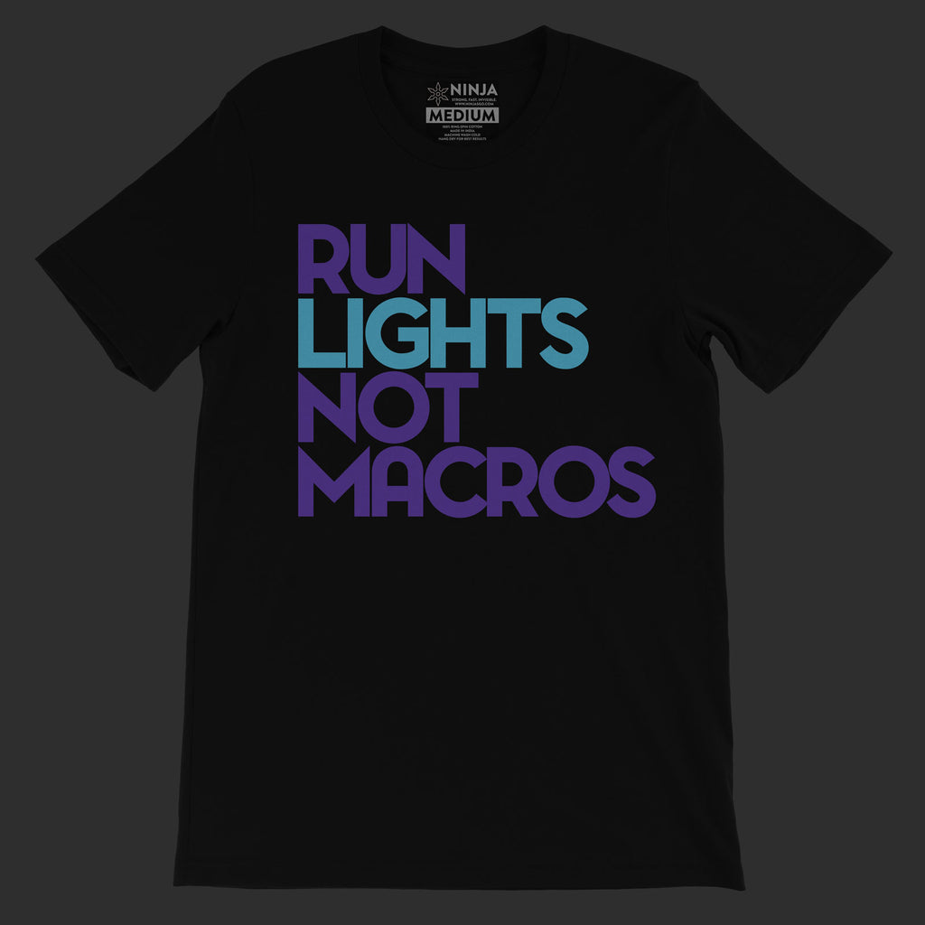 Run Lights Shirt