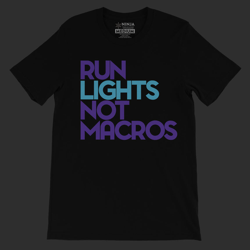 stageninjas - Run Lights Shirt