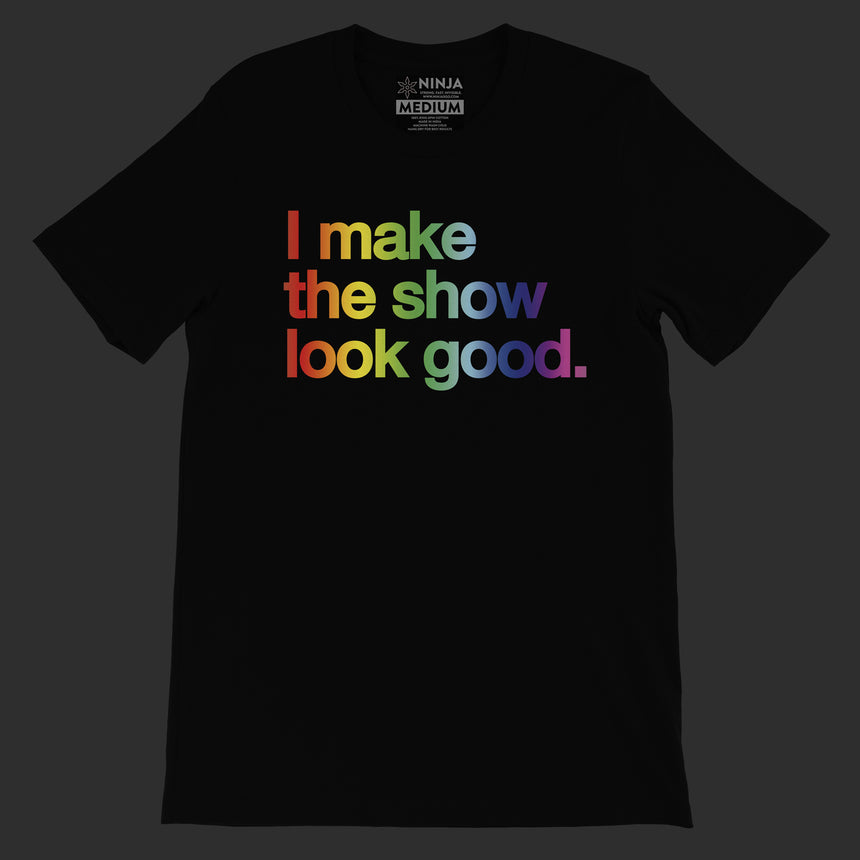 stageninjas - Make The Show Look Good PRIDE EDITION