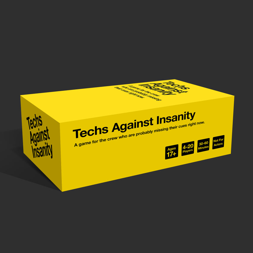Techs Against Insanity