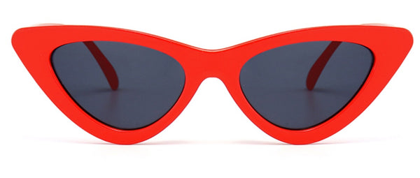 RED BOWIE SHADES