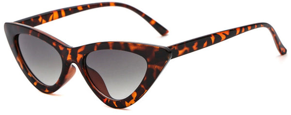 TORTISESHELL BOWIE SHADES