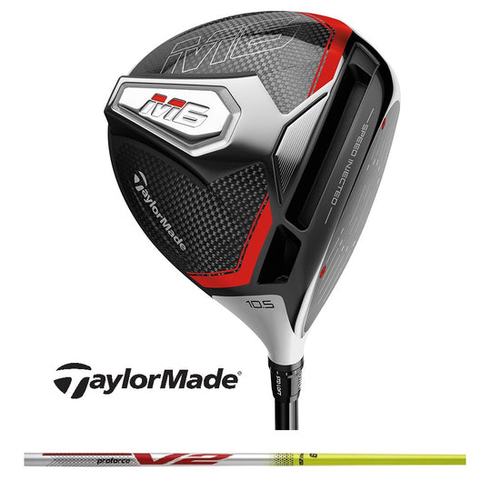 New Taylormade 2019 Driver M6 460cc UST Proforce V2 6 Graphite Regular Stiff Right-Handed Left-Handed 9 10.5 12