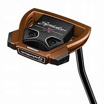 2019 Taylormade Spider X Copper Putter Mallet Single Bend with Sightline Steel