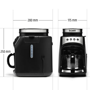 Premio RCGE600A Coffee Expresso Maker