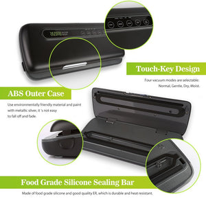 Razorri E5200-M Vacuum Sealer product information