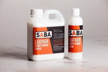 Saba Leather Conditioning crème
