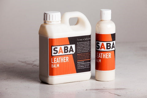 Saba Leather Balm