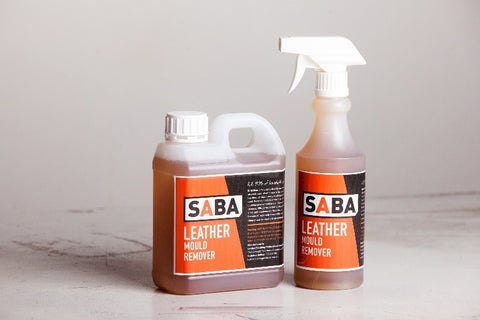 Saba Leather Mould Remover