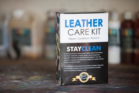 Saba Stay Clean Protection Care Kit