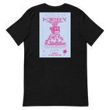 KIRBY AVALANCHE PINK | WHITE TEE