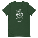 SET IN STONE | GREEN TEE