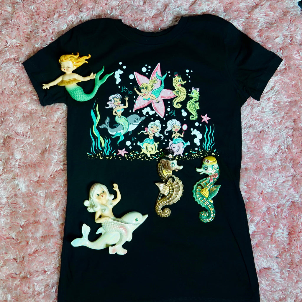 Vintage Norcrest Mermaid T-Shirt