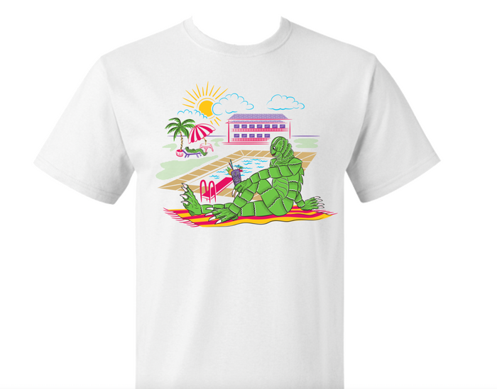 The Creature Vacation T-Shirt