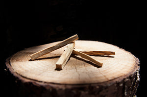 Palo Santo Sustainably harvested