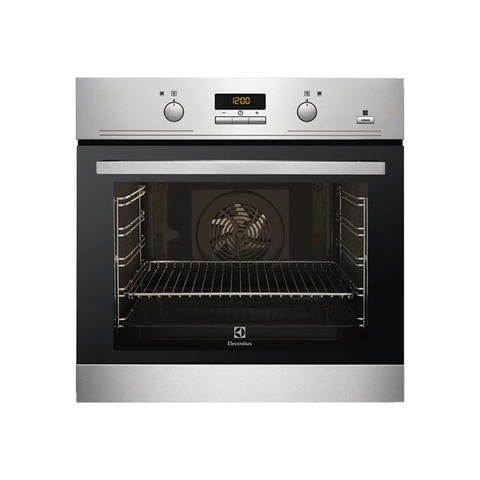 Electrolux 72L PlusSteam Built-in Oven With Aqua Cleaning Function EOB3434BOX