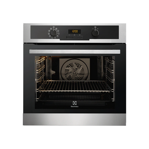 Electrolux 72L Built-in Oven With Pyrolytic Cleaning Function EOC5400AOX