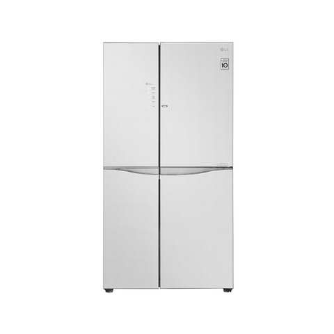 LG 679L Side By Side Refrigerators With Inverter Linear Compressor