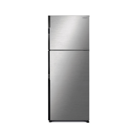 Hitachi (Brilliant Silver) 289L 2 Doors Inverter With Air Jet Flow Refrigerator RH310P7M