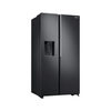 Samsung RS64R5101B4 660L Side by Side with Large Capacity Refrigerator