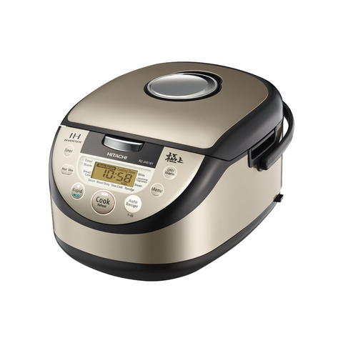 Hitachi 1.8L Advanced Induction Heater Rice Cooker RZJHE18Y | ESH Online