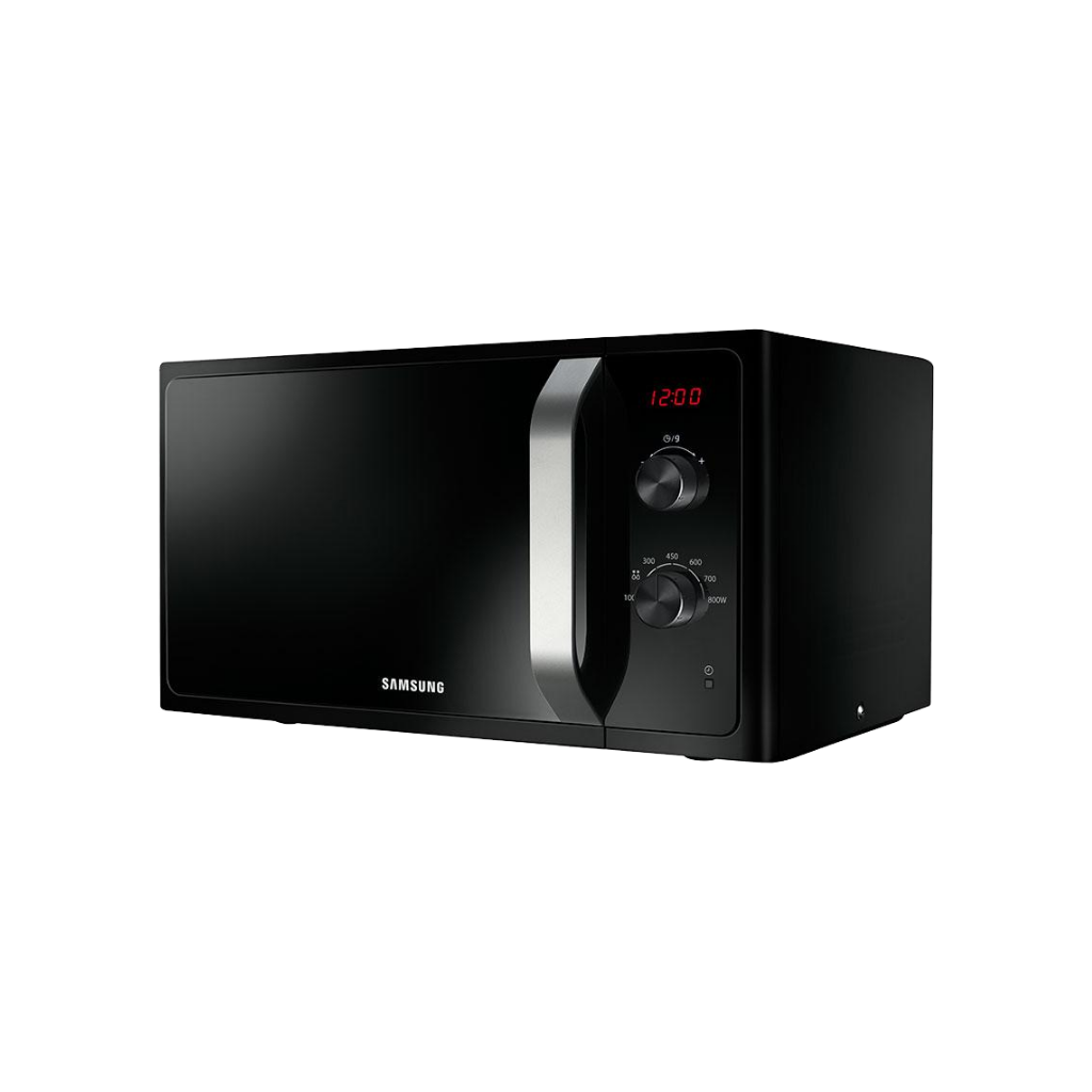 Samsung MS23F300EEK 23L Stylish Design Solo Grill Microwave Oven