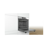 Bosch HBA574BS0A 71L Built-In Stainless Steel Oven | ESH