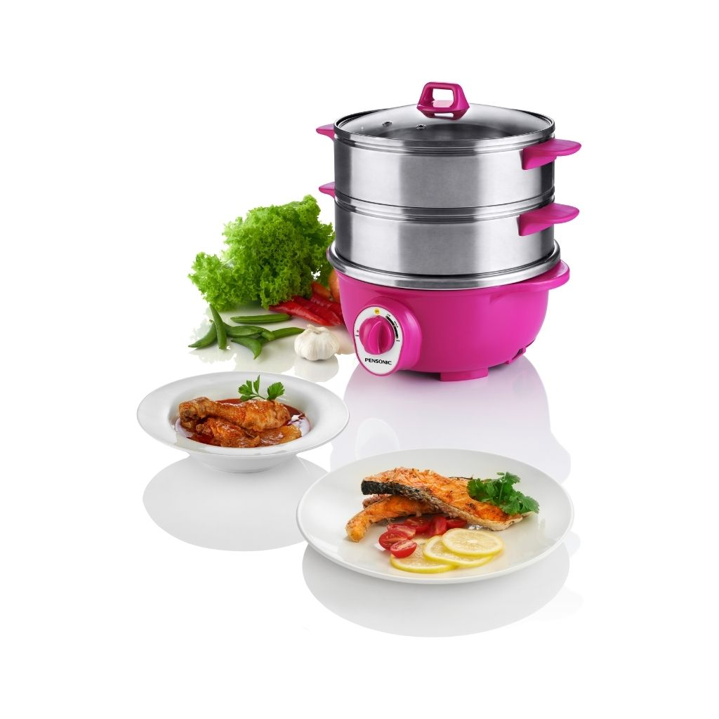 Pensonic PMC-1301 3.0L Stainless Steel Multi Cooker