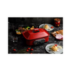 Morphy Richards 562010 Multi-Function Cooking Pot (Red)
