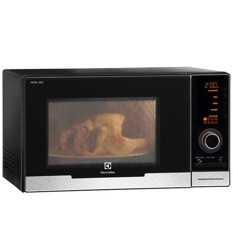 Electrolux 23L Microwave with Grill - EMS2348X