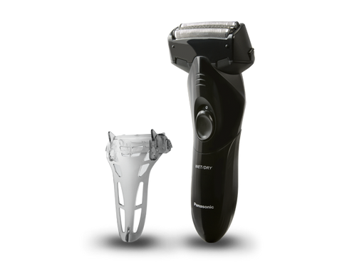 Panasonic Battery Operated 3-Blade Shaver - ESSL10