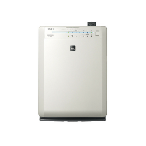 Hitachi 2.5L HEPA Filter Air Purifier (White) - EPA6000 | ESH Online