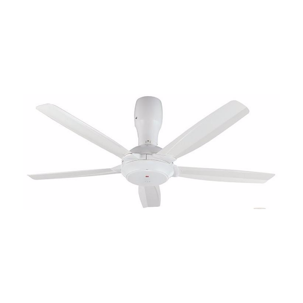 white cooling ultra ceiling remote fans luxe fan kdk