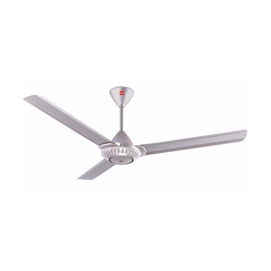fans fan ceiling cooling silver luxe ultra remote kdk