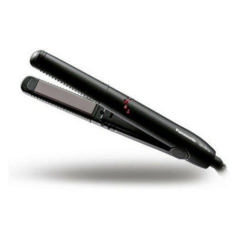 Panasonic Hair Straightener & Curler with Cap - EHHV10