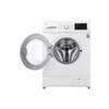 LG 8kg 6 Motion Inverter Direct Drive Washing Machine WDMD8000WM | ESH