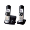 Panasonic Digital Cordless DECT Phone With 2 Handsets KXTG6812ML | ESH
