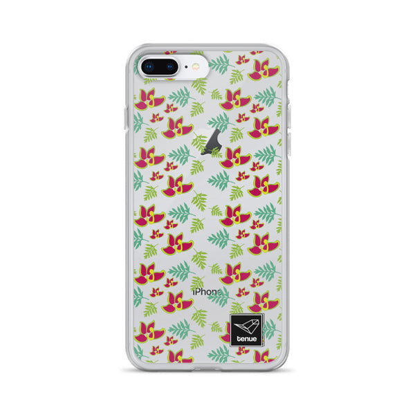 Fuinque iPhone Case - Transparent Background - Tenue.cl
