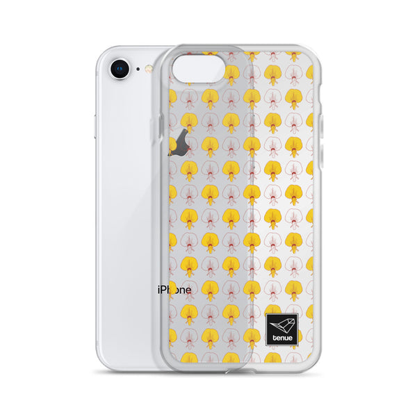 Varilla Brava iPhone Case - Transparent Background - Tenue.cl