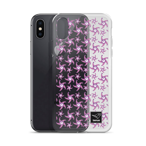 Zahumerio iPhone Case - Transparent Background - Tenue.cl