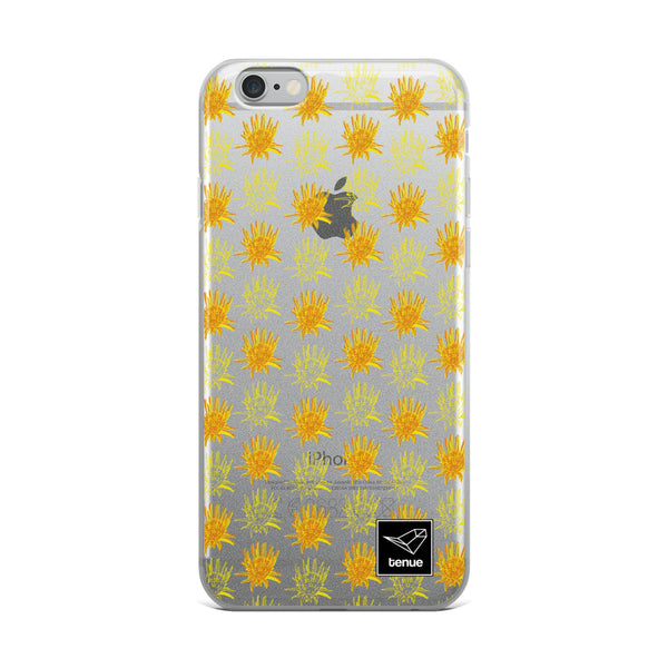 Yerba Blanca iPhone Case - Transparent Background - Tenue.cl